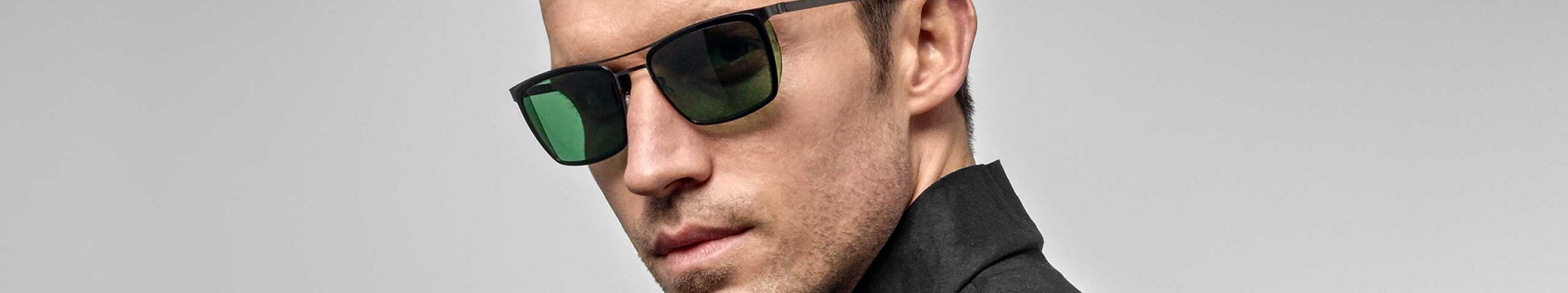 Lindberg sunglasses.